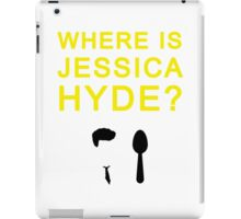 Jessica Hyde iPad Case/Skin