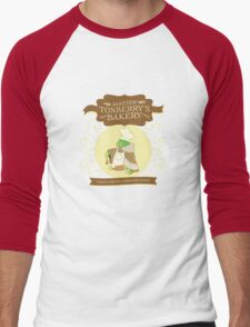 Master Tonberry's Bakery Men's Baseball ¾ T-Shirt