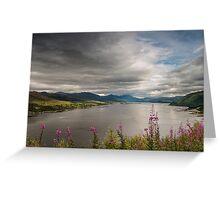 Scotland's Landscape Greeting Card
