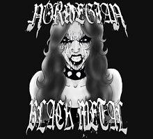 Norwegian Black Metal Unisex T-Shirt