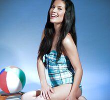 Miranda Carey - singer, musician, model by TrueloveStudios