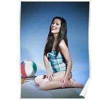 Miranda Carey - singer, musician, model Poster