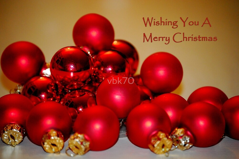 Christmas Card 3 by vbk70