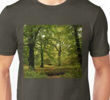 Golden-green cathedrals... Unisex T-Shirt