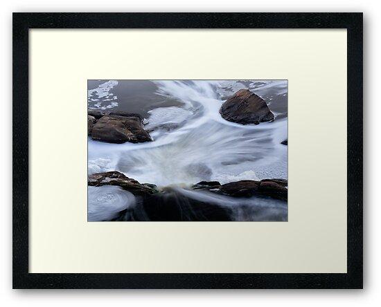 Bell's Rapids - Brigadoon, W.A. by Sandra Chung