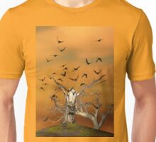 Pesky Birds Unisex T-Shirt