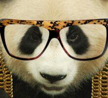The Freshest Panda Sticker