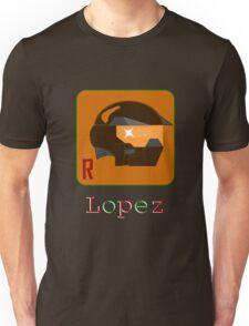 Lopez Unisex T-Shirt