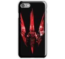 Wild Hunt Heroes (The Witcher 3) iPhone Case/Skin