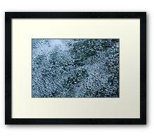 Life is Like Drops Framed Print