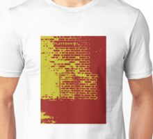 The only way to Hogwarts (Gryffindor) Unisex T-Shirt