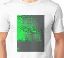 The way to Hogwarts (Slytherin) Unisex T-Shirt