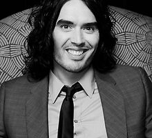 Russell Brand - comedian - actor - superstar by TrueloveStudios