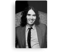 Russell Brand - comedian - actor - superstar Metal Print