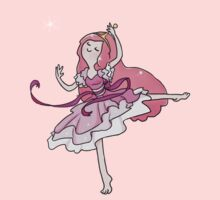 Ballerina Bubblegum by littlegreenhat