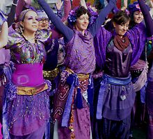 Belly Dancers' Brigade by RightSideDown