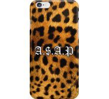 A$AP LEOPARD iPhone Case/Skin