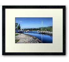 Fort Augustus Scotland Framed Print