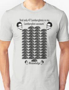 #knowledge T-Shirt