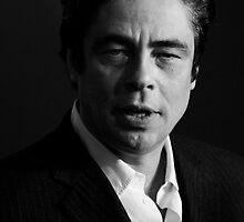 Benicio del Toro - actor by TrueloveStudios