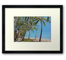 Trinity Beach Framed Print