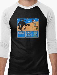 KINGDOM FANTASY Men's Baseball ¾ T-Shirt