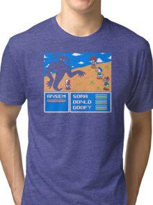 KINGDOM FANTASY Tri-blend T-Shirt