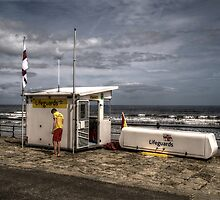 Lifeguard by Andrew Pounder