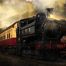 Night Train by ajgosling