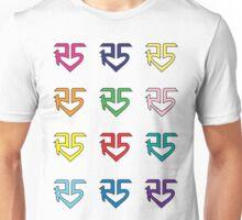 R5 Colorful Unisex T-Shirt