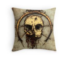 Blood Shedder God Throw Pillow