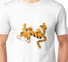 Cartoon tiger Unisex T-Shirt