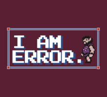 I Am Error by Chris Johnson