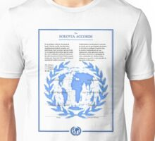 THE SOKOVIA ACCORDS Unisex T-Shirt