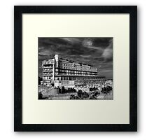 Palace Hotel Southend on Sea Essex  Framed Print