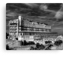 Palace Hotel Southend on Sea Essex  Canvas Print