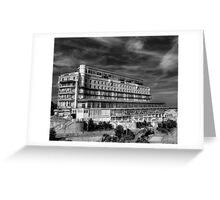 Palace Hotel Southend on Sea Essex  Greeting Card