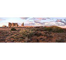 Farina Ruins panorama Photographic Print