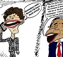 Jagger and Obama Chat by Binary-Options