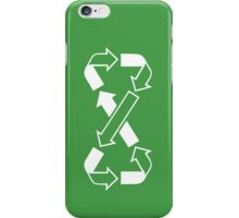 Mobius Says Recycle iPhone Case/Skin