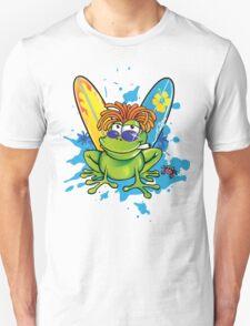 jamaican summer frog Unisex T-Shirt