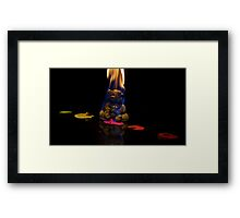 Smokey Bacon Framed Print
