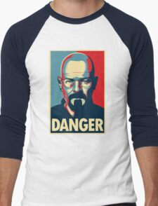 Danger  Men's Baseball ¾ T-Shirt