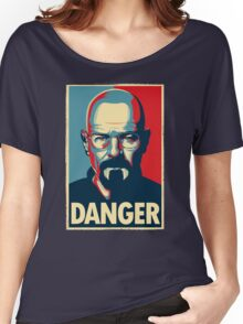 Danger  Women's Relaxed Fit T-Shirt