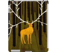 A deer a dream iPad Case/Skin