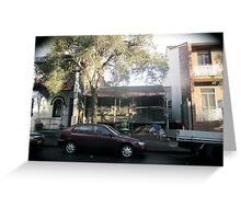 52 Suburbs Around NSW, Australia Greeting Card