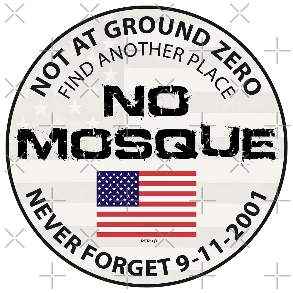 No Mosque At Ground Zero by morningdance