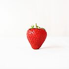 Strawberry (fragaria ananassa) by Alan Harman