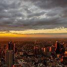 Eureka Sunset by wolfcat