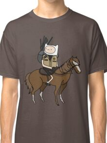 AMC THE WALKING DEAD- Finn Classic T-Shirt